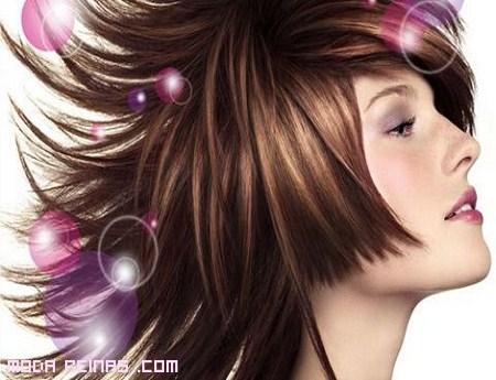 Colores de moda para el pelo