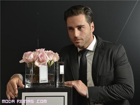 presentación de perfumes femeninos