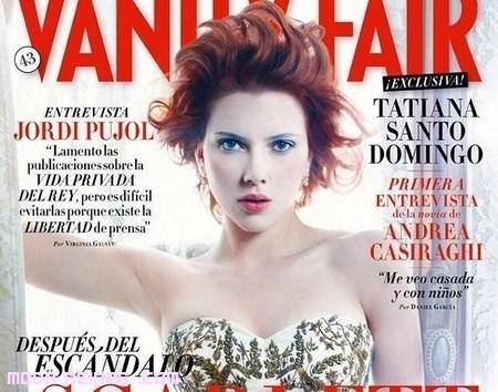 Revista de moda Vanity Fair