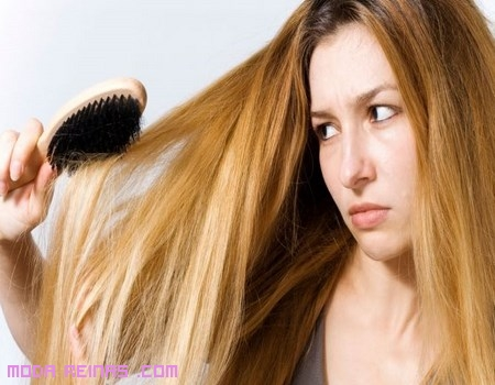 cepillar cabello liso