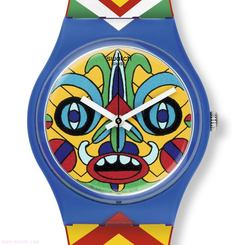 relojes de colores para mujer