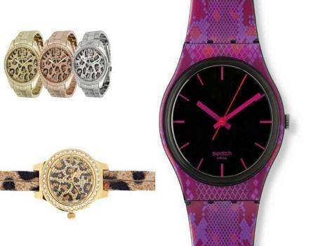 tipos de relojes de moda