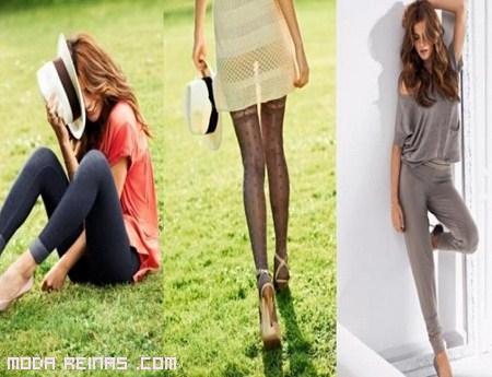 Medias de moda para primavera-verano 2012