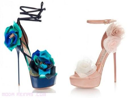 Sandalias de fiesta y de colores