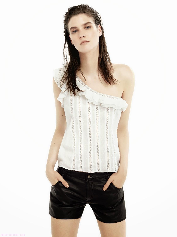 Shorts de moda juveniles