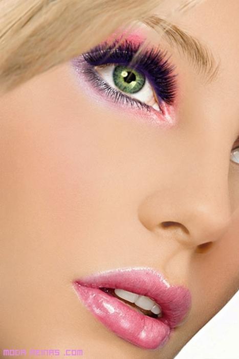 ojos bicolor