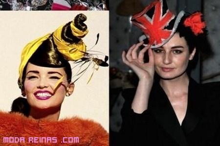 Sombreros de cantantes de moda