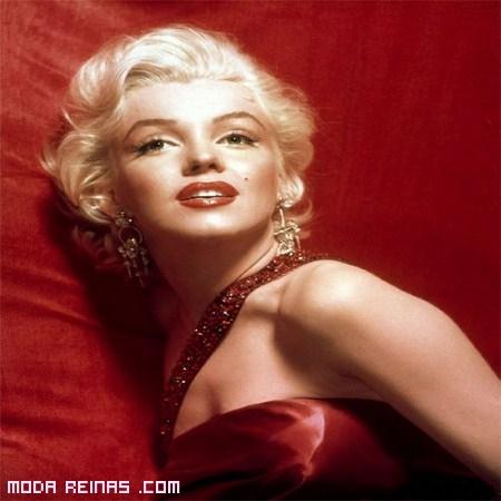 Maquillaje de Marilyn Monroe