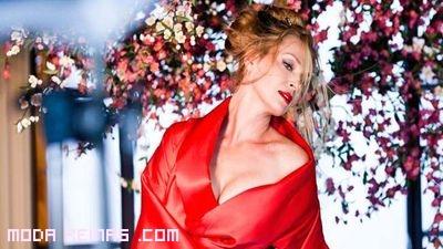 vestidos de fiesta en rojo