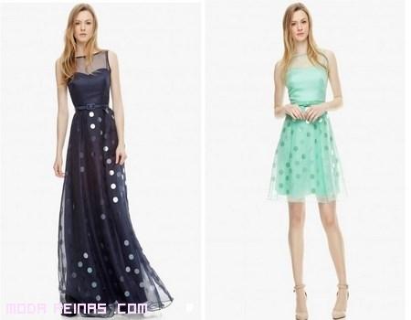 Vestidos de fiesta 2014