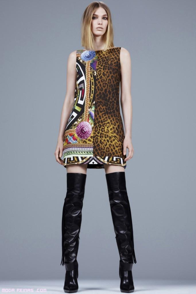 Vestidos Versace Cortos