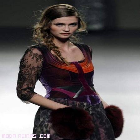 Moda femenina en pasarelas 2012