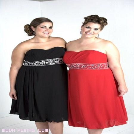 vestidos para gorditas 2012
