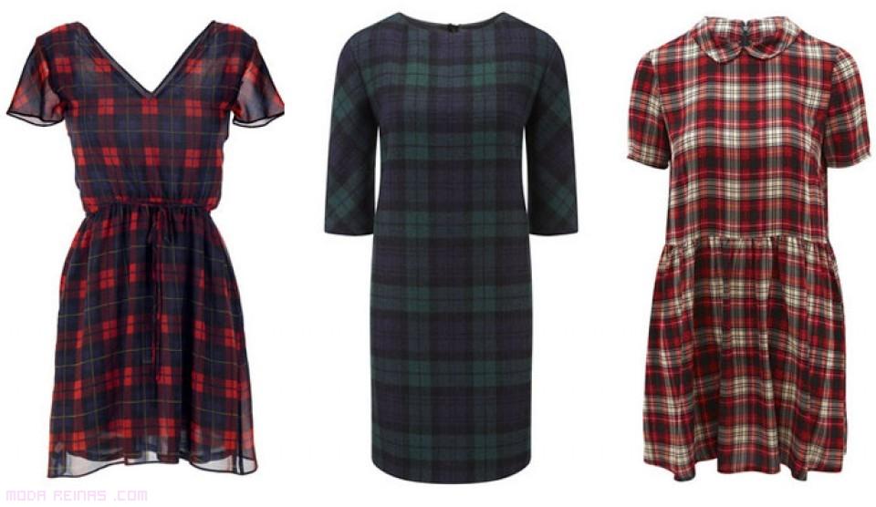vestidos de manga corta a la moda