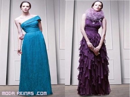 vestidos elegantes de diseñadores