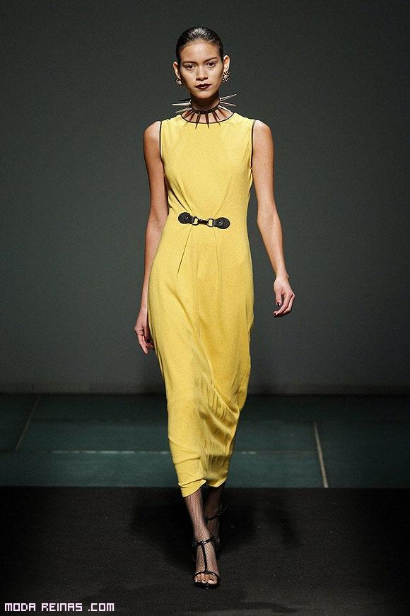 vestidos de tubo a la moda