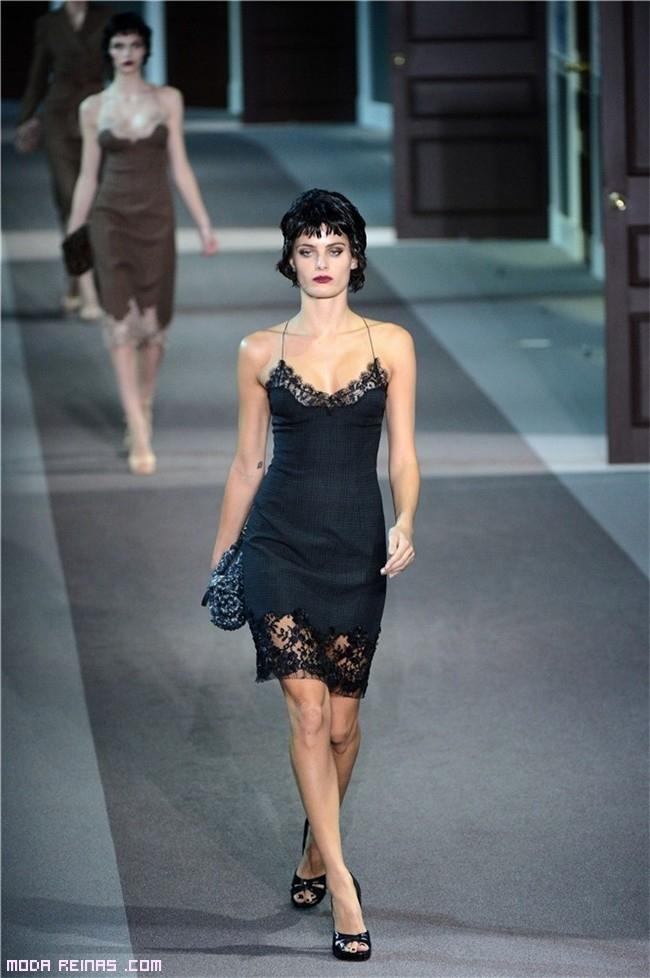vestidos cortos con aberturas