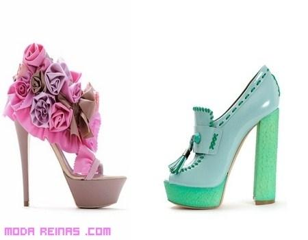 calzado de lujo