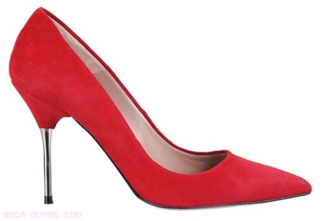 zapatos de ante a la moda
