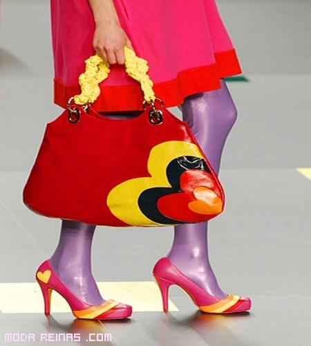 Tacones de moda