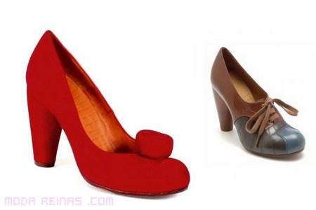 Zapatos de color Chie Mihara