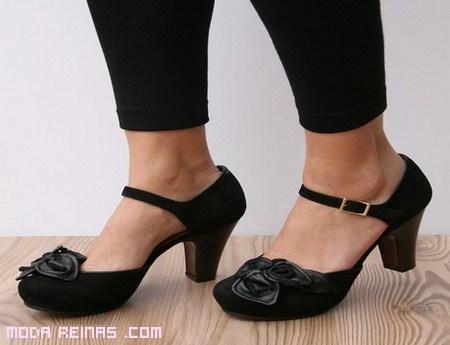 Zapatos de moda 2012