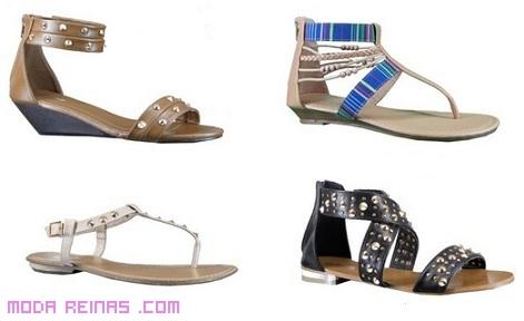 sandalias casuales de moda