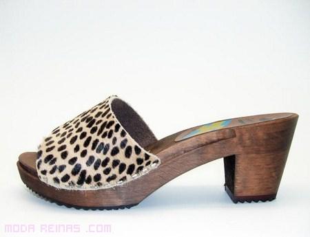 Zapatos de moda sin tacón