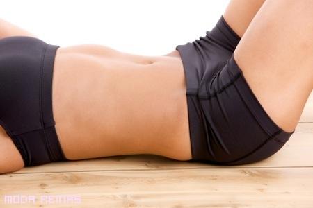 ejercicio para bajar barriga