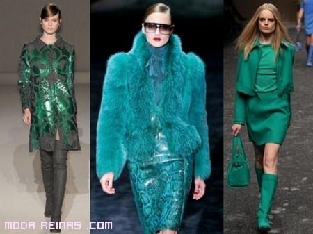 tendencias en abrigos 2012