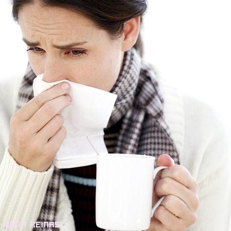 alergias y gripe, bronquios