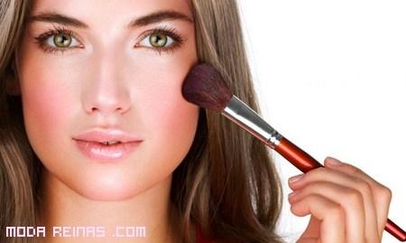 colorete según tu rostro