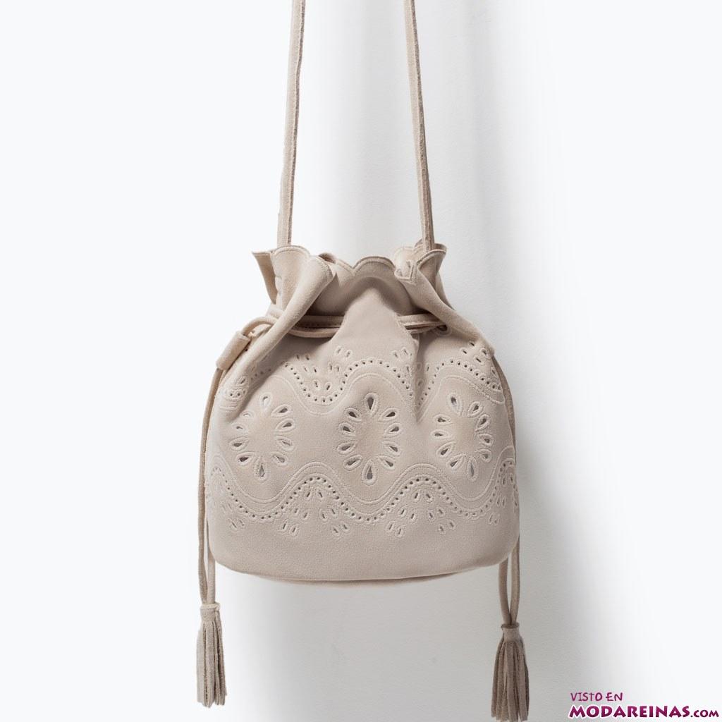 bolso troquelado