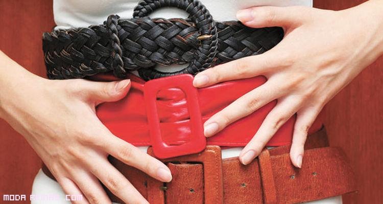 cómo usar un cinturón