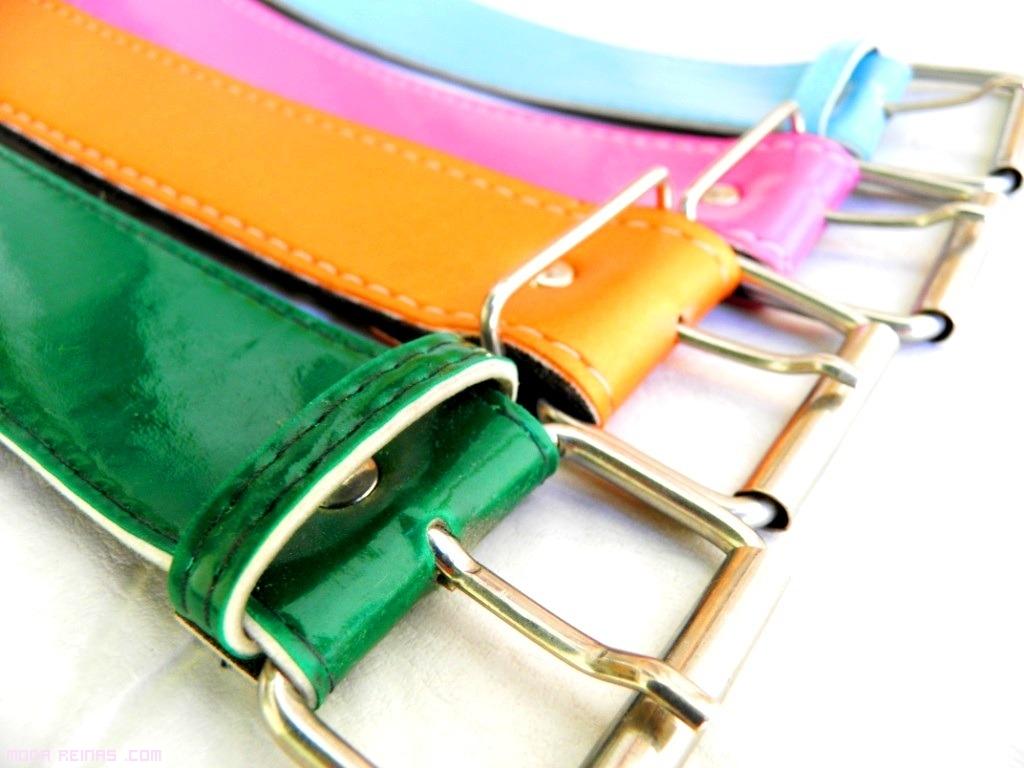 Cómo combinar cinturones