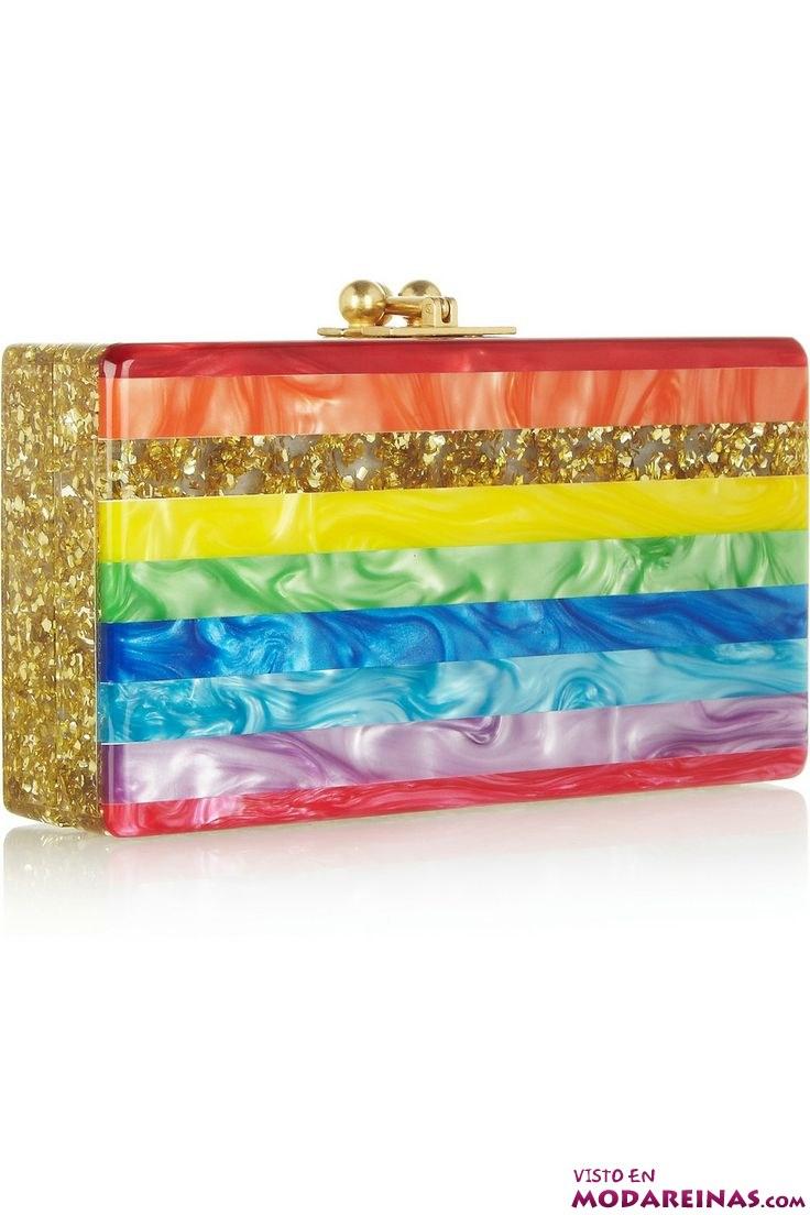 clutch arco-iris