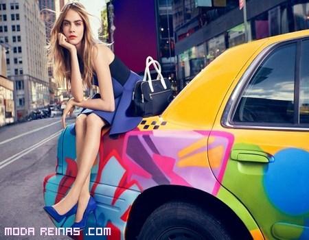 Vestidos cortos DKNY
