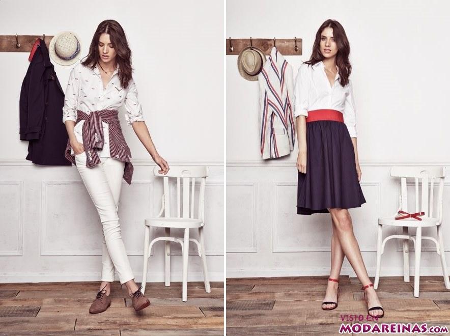 colección de moda primavera de Ganso