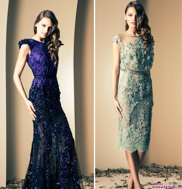 colección de vestidos Ziad Nakad