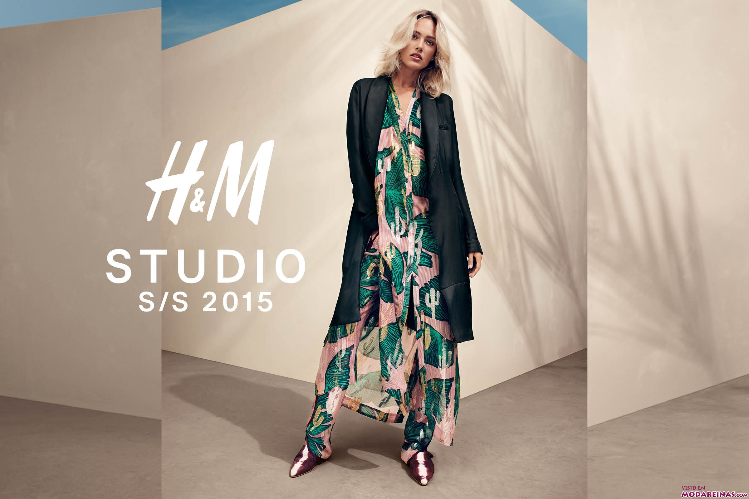 colección H&M prendas estampadas