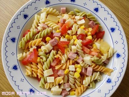 cena baja en calorías