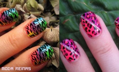 esmalte-de-unas-leopardo