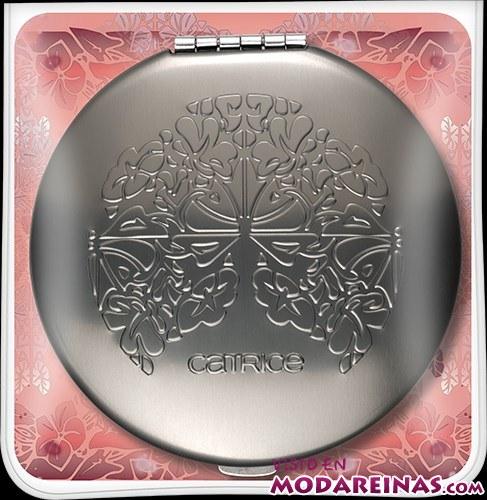 espejo decorado de catrice