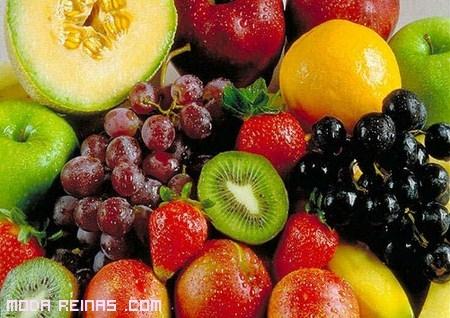 fruta para cenar ligero
