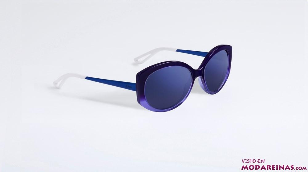 gafas azules Dior
