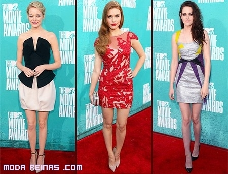 Moda de famosas