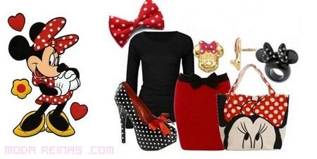 Imitar la ropa de Minnie