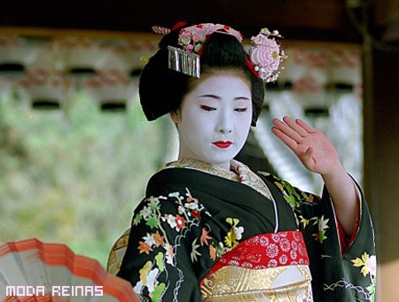 look-de-geisha