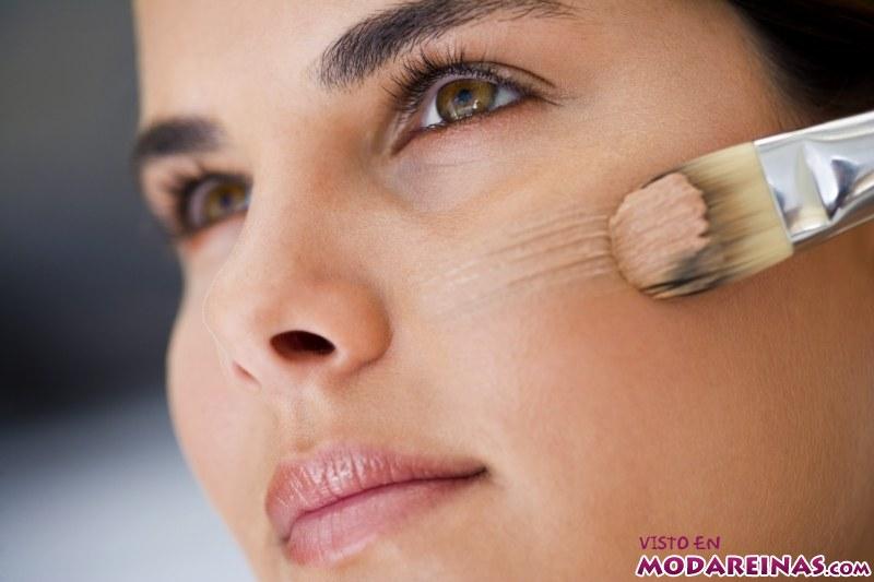 maneras de aplicar el maquillaje