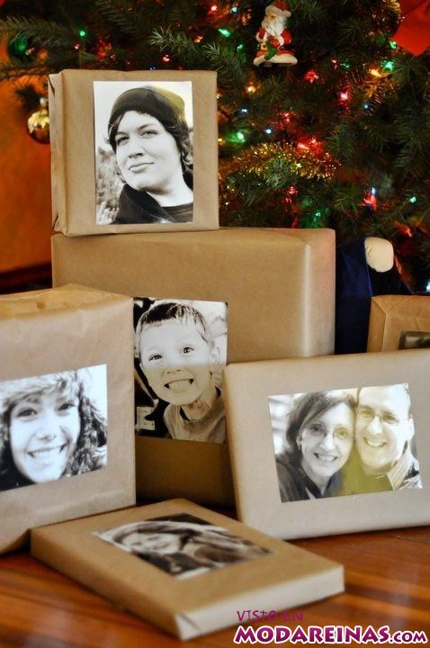 maneras de envolver regalos